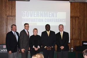 MTAG Government Innovation Conference Dec 3, 2012